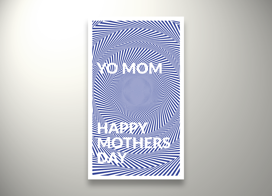 Yo Mom Card